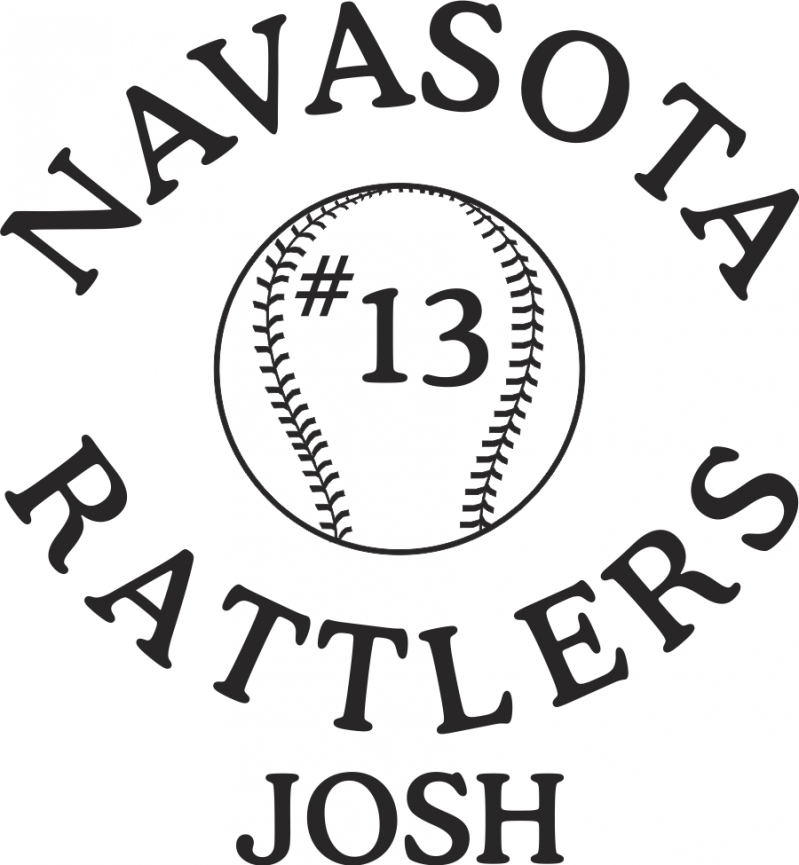 Little league logo decals, Custom little league logo decals, Custom decals
